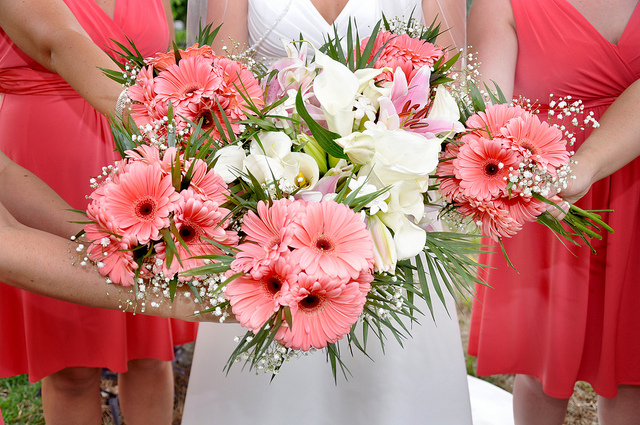 internet wedding flowers